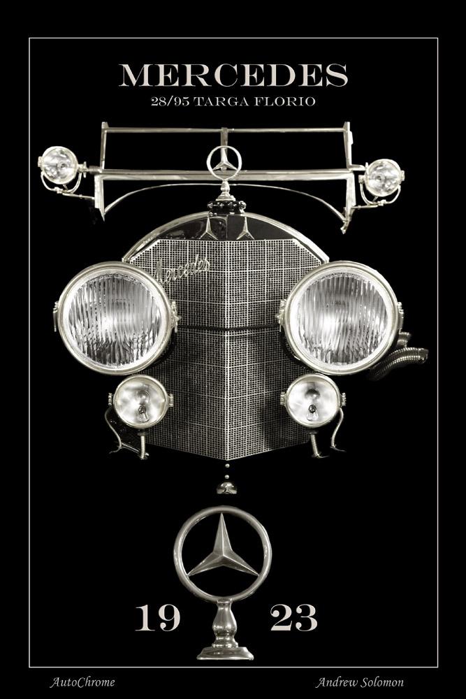 1923 Mercedes Targa Florio