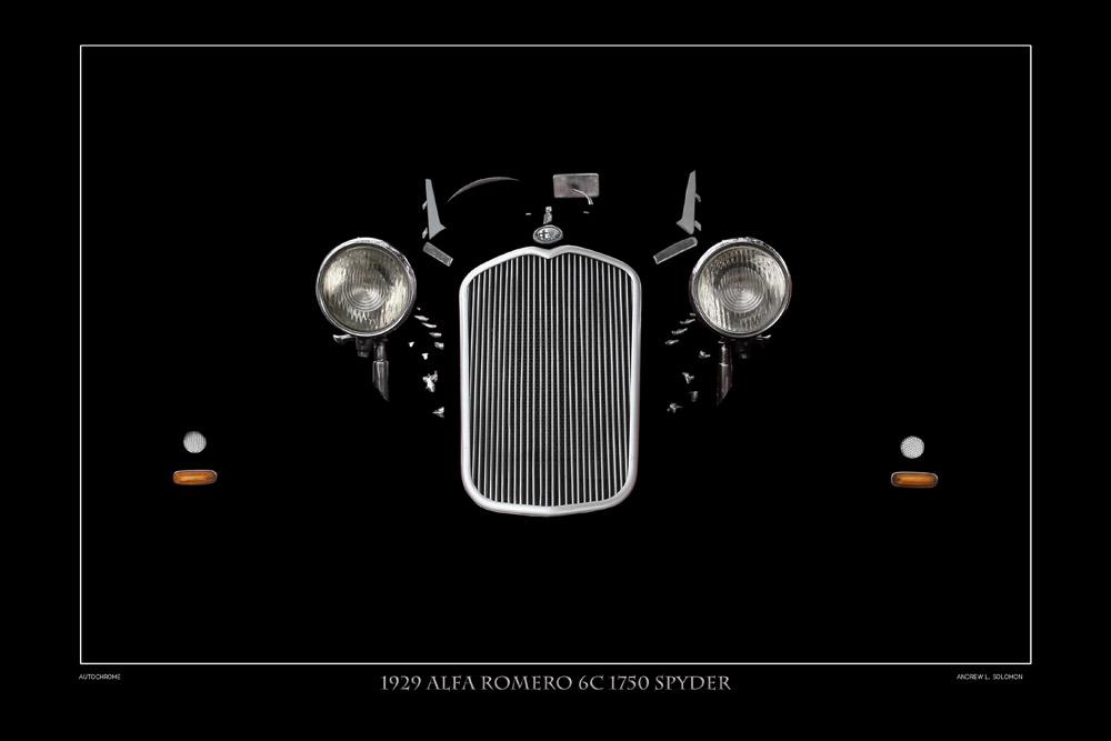 1929 Alfa Romeo 6C 1750 Ss Spyder