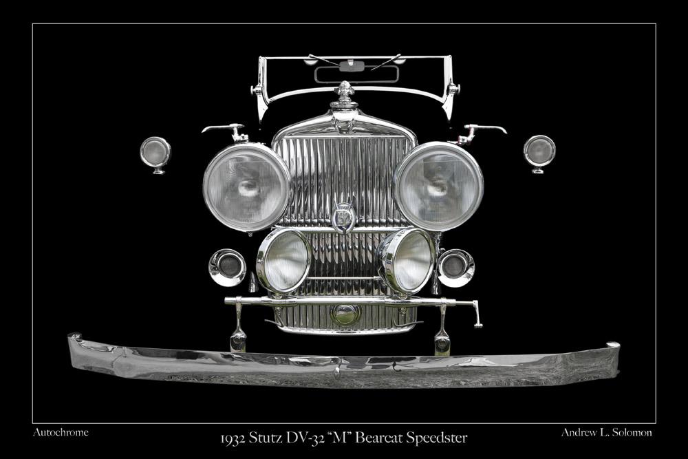 1932 Stutz Dv-32 M Bearcat Speedster
