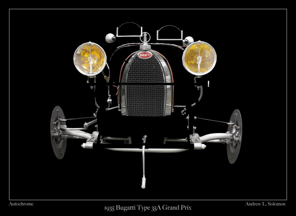 1935 Bugatti Type 35A Grand Prix