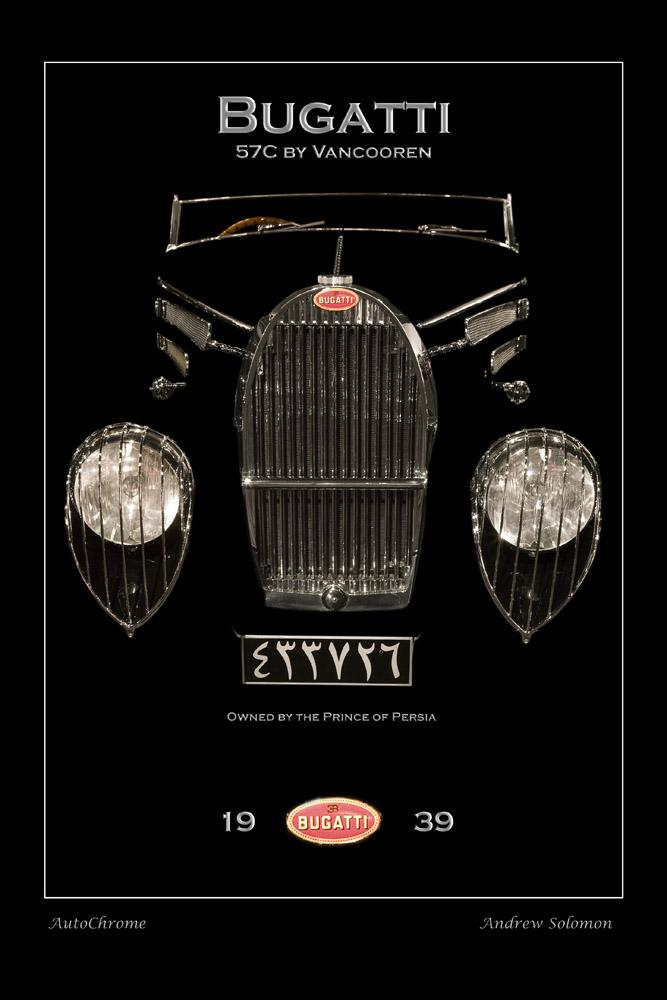 1937 Bugatte Type 37 C