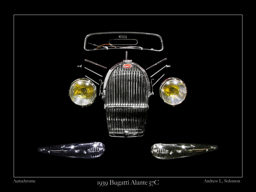 1939 Bugatti 57C Alante