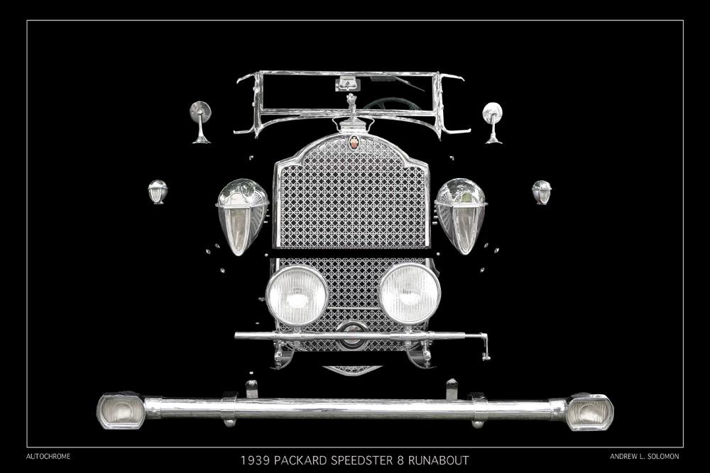 1939 Packard Speedster 8 Runabout