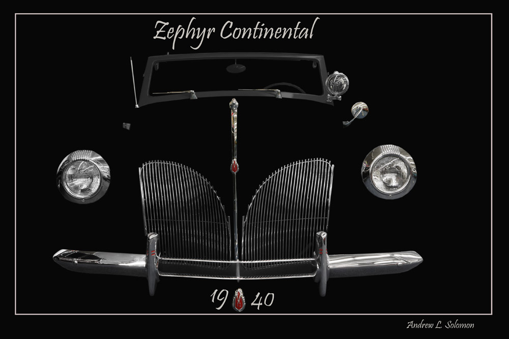 1940 Zephyr Continental