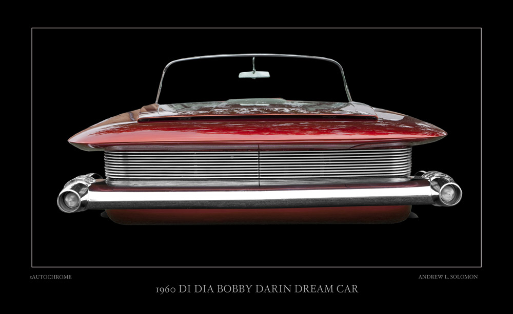 1960 Di Dia 150 Bobby Darrin Dream Car