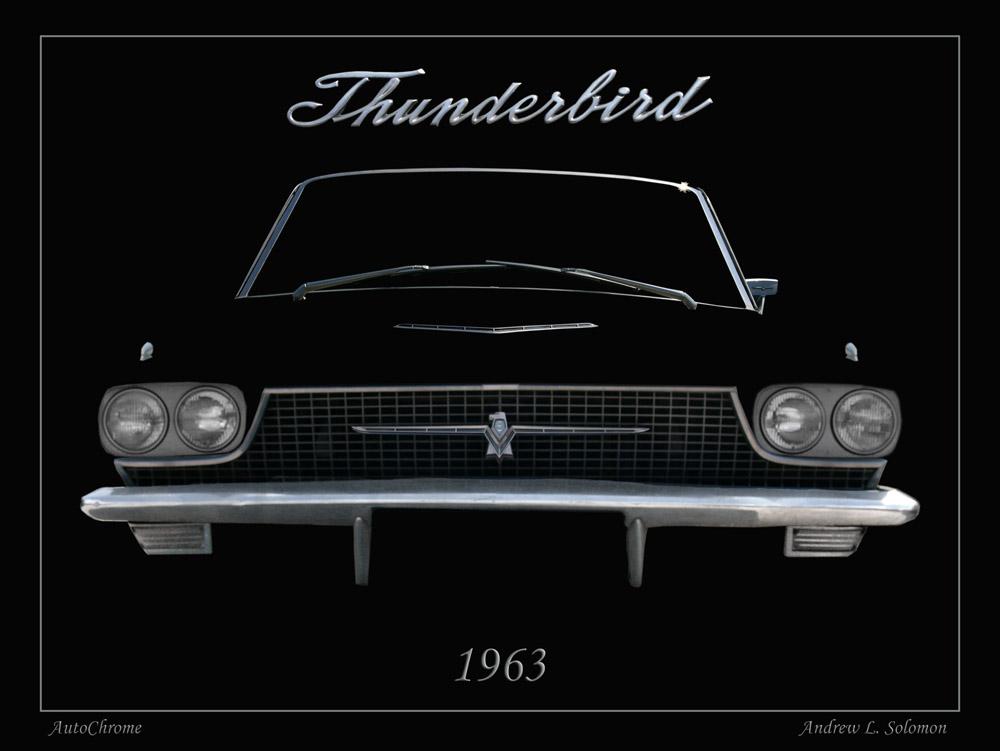 1963 Tunderbird