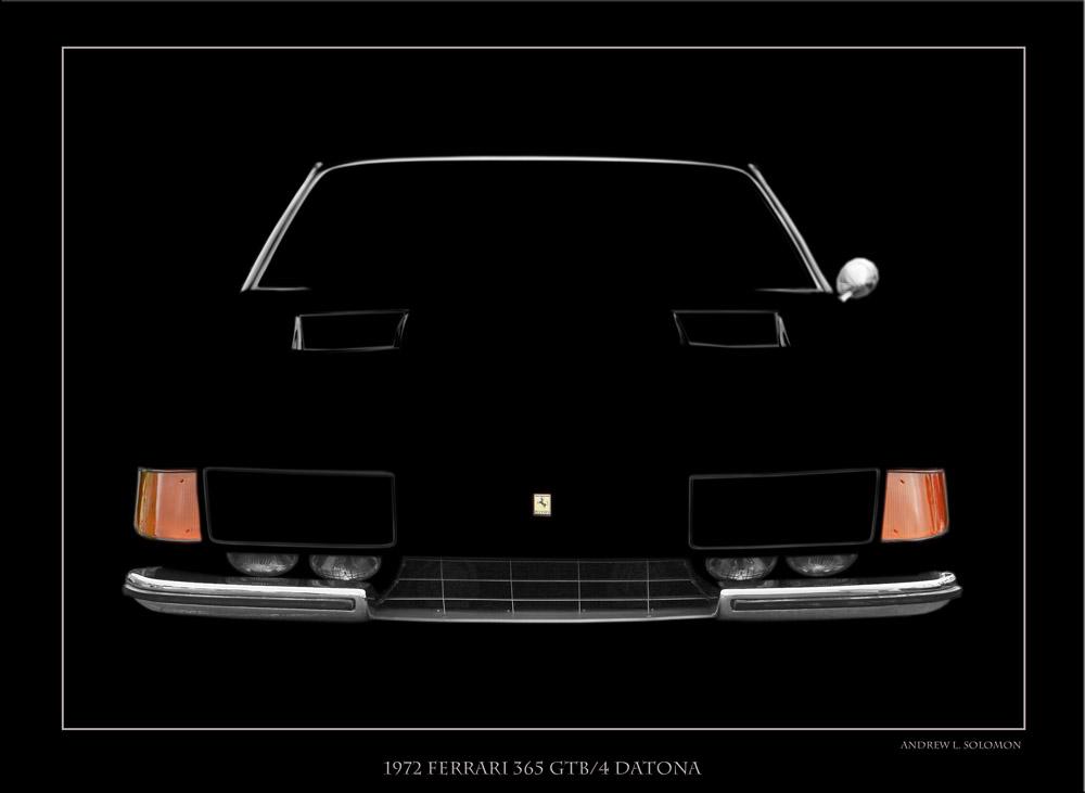 1972 Ferrari 365 Gtb Datona
